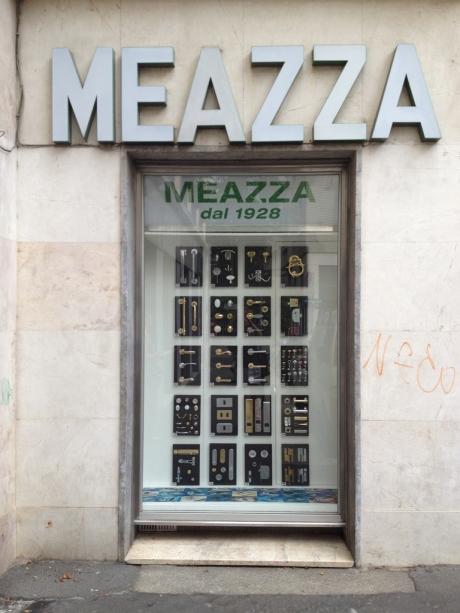 meazza @ via san sisto 9, milan