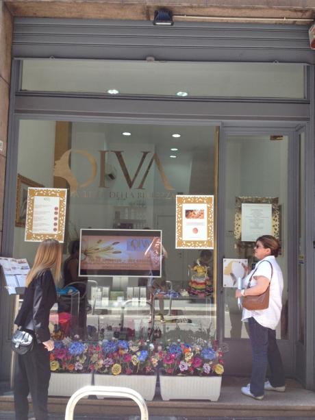 diva atelier di bellezza @ via dell'unione 16, milan